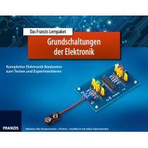 Franzis Lernpaket Grundschaltungen der Elektronik