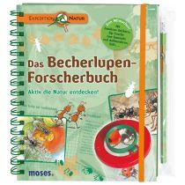 Moses Expedition Natur Becherlupen-Forscherbuch