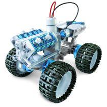 SOL-EXPERT Monstertruck mit ökologischem Salzwasserantrieb, Bausatz