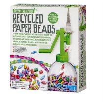 4M Recyclete Papierperlen