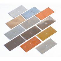 Shaw Magnets Metallstreifen Set