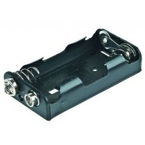 Batteriehalter für 2 Mignonzellen