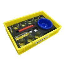 EMS Ergänzungskasten Wasser/ Luft