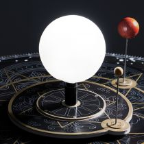 Astromedia Ersatz-Sonne für das Kopernikus-Planetarium