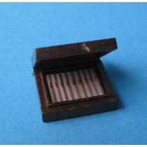 Zigarren Box Zigarrenschachtel Puppenstuben Deko Miniatur 1:12