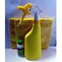 Lackpflege ohne Wasser: Autopflege - Waschset V2