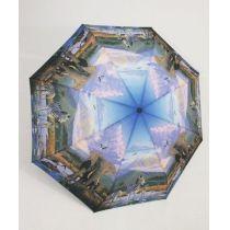 Regenschirm Automatik Taschenschirm Damen Monet Susino Kunstmotiv 07