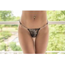 Lucky Cheeks Luxusstring Silver Moon