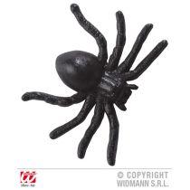 Spinnen schwarz - 60 Stück - ca. 35 x 20 mm