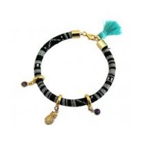addef03ce109 Gemshine Damen Armband Vergoldet AZTEC Uhu Eule Amethyst Violett