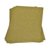 Crea-Soft (Moosgummi) Crepla, 20 x 30 cm - 2 mm  Glitter