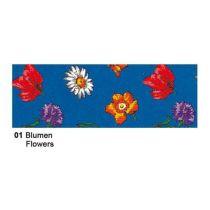Motiv Fotokarton  300g/m² Blumen