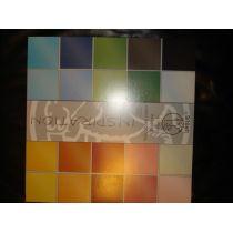 Scrapbooking-Papier-Struktura Pearl: Leinen, 220g/qm, 20 Blatt 30,5x30,5cm, in 20 Farben