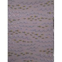 Mosaik Papier Sonne Fische Kinder dieser Welt A4