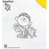Clearstamp Schoffie gratuliert