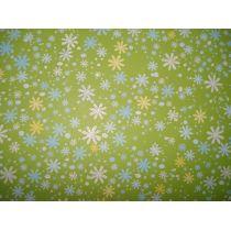 Scrapbook 30,5x30,5 cm Glitzer The Glitter Stack  -Blumen