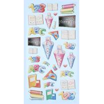 SOFTY-Sticker Schule II