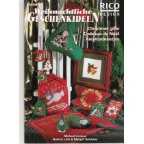 Rico Design Stickheft Weihnachtliche Geschenkideen