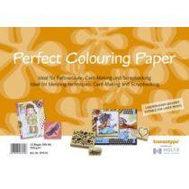 Blending Papier DIN A4, 250 g/qm, 10 Blatt