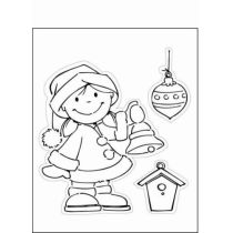 Clearstamp toddler jingle