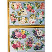Poesie Blumen und Veilchen
