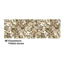 Fotokarton Kieselsteine  49,5 x 68 cm