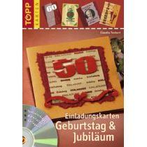 Einladungskarten- Geburtstag & Jubiläum