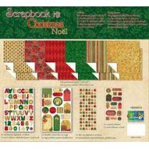 Scrapbook-Set 12x12 Weihnachten