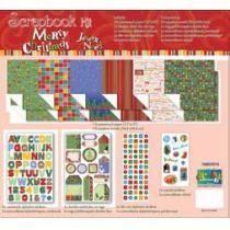 Scrapbook- Set 12x12 Weihnachten 2