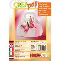 CREApop®Mini-Geschenkbox Tasche
