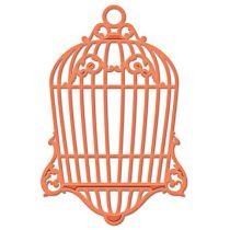 Spellbinders Die D-Lites S3-203 Bird cage Two -NEUHEIT-