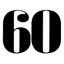 Zahl 60