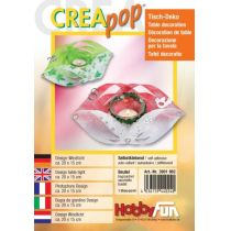 CREApop®Design-Windlicht