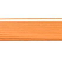 Verzierwachsstreifen, 20 cm x 1 mm orange