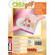 CREApop®Geschenkbox Herz