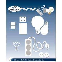 BY LENE DIES Elektrizität  BLD1246