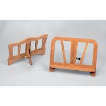 Tischnotenständer / Buchständer aus Holz