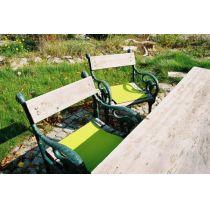 Sitzauflagen - Filz - 40 x 40 cm, bzw. 37 x 37 cm