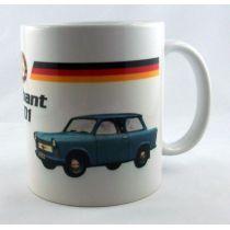 Tasse Trabant 601 DDR Kultauto