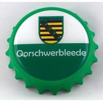 Kapselheber Sachsen Oorschwerbleede Flaschenöffner Magnet