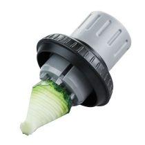 Restehalter für Spirelli Halter für Gemüse Gemüsereste Gemüsehalter Spiralschneider Zubehör