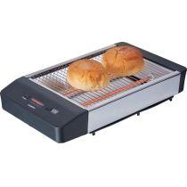Melissa Flachtoaster Tischröster Toaster Flachbetttoaster Brötchen aufbacken