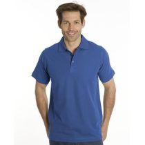 SNAP Polo Shirt Star, L, royal