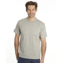 SNAP T-Shirt Flash-Line, Gr. 4XL, grau meliert