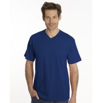SNAP T-Shirt Flash Line V-Neck Unisex, navy, Gr. M