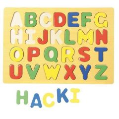 Steckpuzzle ABC