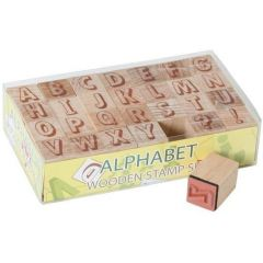 ABC-Stempel-Set