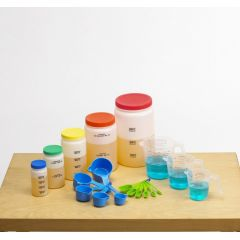Schüler Meß-Set für Flüssigkeiten