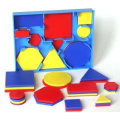 Geo-Set 60, groß - Geometrische Figuren