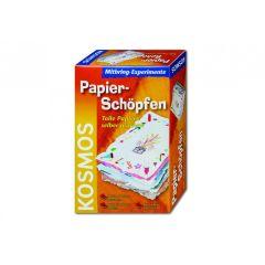 KOSMOS Papierschöpfen